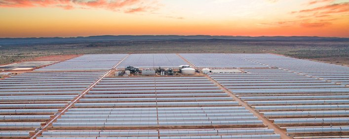 Solar power costs decreased by 50% and can compete with coal-fired power plants