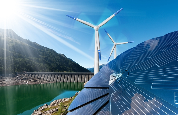 Three important methods of energy storage for switching to renewable sources