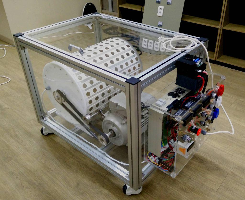 Тестовий зразок так званого магнітного генератора Infinity SAV